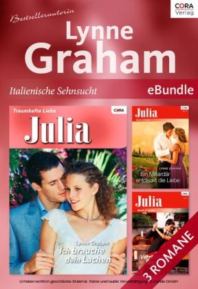 Bestsellerautorin Lynne Graham - italienische Sehnsucht