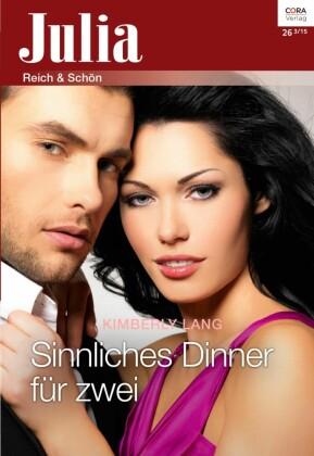 Sinnliches Dinner für zwei