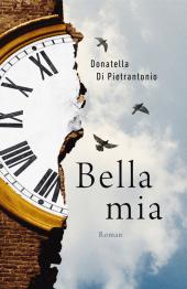 Bella mia, deutsche Ausgabe Cover
