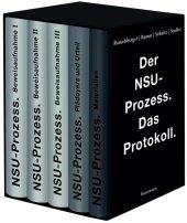 Der NSU Prozess, 5 Bände