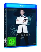 James Bond 007 - Spectre, 1 Blu-ray + Digital UV Cover