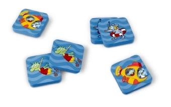 Die Olchis Schlammbad-Memo (Kinderspiel)
