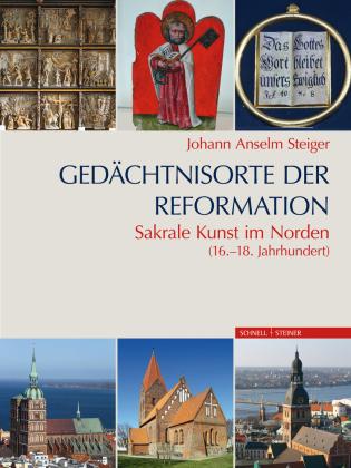 Gedächtnisorte der Reformation, 2 Bde.
