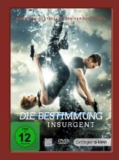 Die Bestimmung - Insurgent, DVD Cover