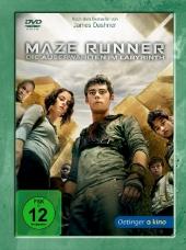 Maze Runner - Die Auserwählten im Labyrinth, DVD Cover