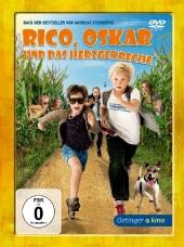 Rico, Oskar und das Herzgebreche, DVD Cover