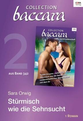 Collection Baccara Band 342 - Titel 2: Stürmisch wie die Sehnsucht