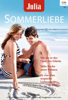 Julia Sommerliebe Band 26