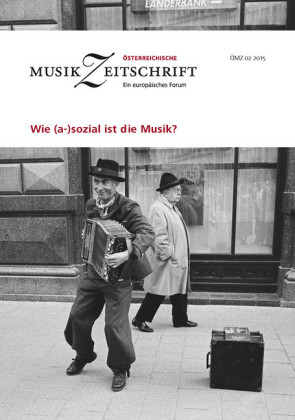 Wie (a-)sozial ist die Musik?