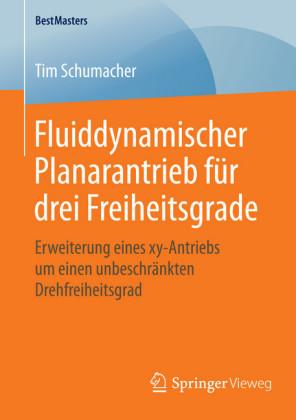 Fluiddynamischer Planarantrieb für drei Freiheitsgrade