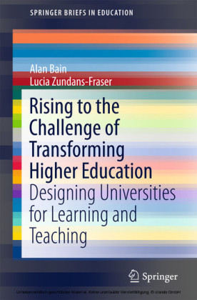Rising to the Challenge of Transforming Higher Education