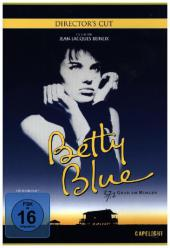 Betty Blue - 37,2 Grad am Morgen, 1 DVD (Director's Cut) Cover