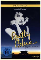 Betty Blue - 37,2 Grad am Morgen, 1 DVD (Director's Cut) Cover
