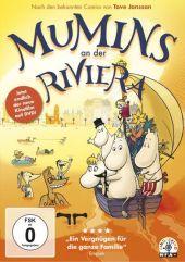 Mumins an der Riviera, 1 DVD Cover