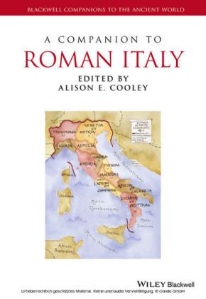 A Companion to Roman Italy