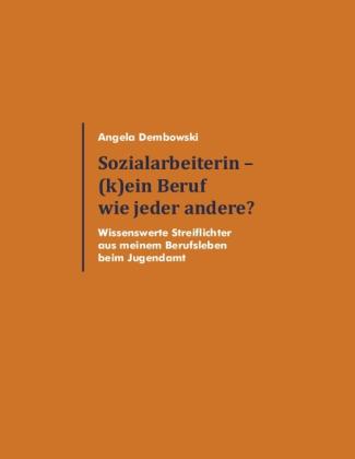 Sozialarbeiterin - (k)ein Beruf wie jeder andere?