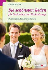 Die schönsten Reden für Hochzeiten und Hochzeitstage