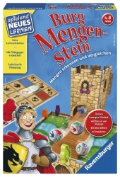 Burg Mengenstein (Kinderspiel) Cover