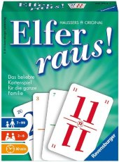Elfer raus (Kartenspiel) Cover