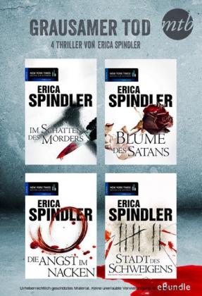 Grausamer Tod - vier Thriller von Erica Spindler