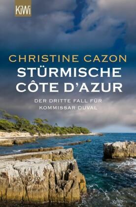 Stürmische Côte d Azur