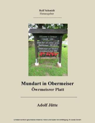 Mundart in Obermeiser