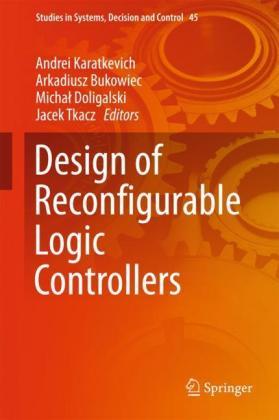 Design of Reconfigurable Logic Controllers