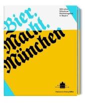 Bier. Macht. München Cover
