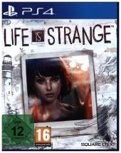 Life is Strange, 1 PS4-Blu-Ray-Disc