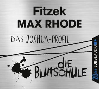 Das Joshua-Profil / Die Blutschule, 12 Audio-CDs