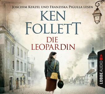 Die Leopardin, 6 Audio-CDs