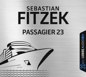 Passagier 23, 6 Audio-CDs