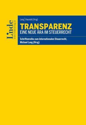 Transparenz - Eine neue Ära im Steuerrecht