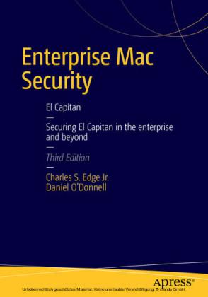 Enterprise Mac Security: Mac OS X