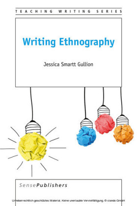 Writing Ethnography