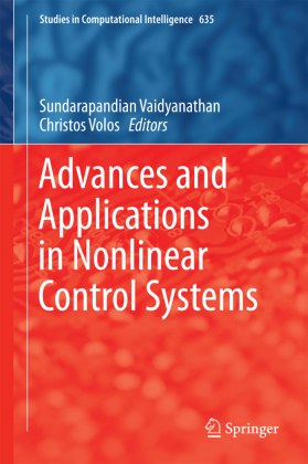 Advances and Applications in Nonlinear Control Systems