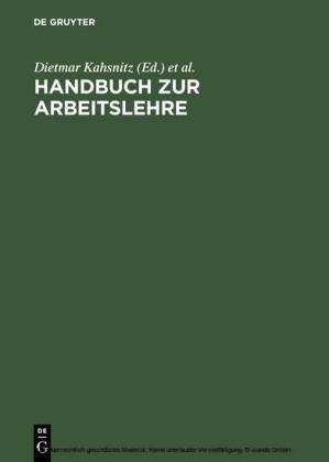 Handbuch zur Arbeitslehre