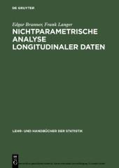 Nichtparametrische Analyse longitudinaler Daten