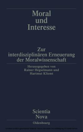 Moral und Interesse
