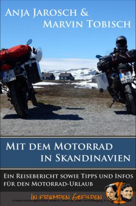 Mit dem Motorrad in Skandinavien