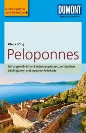 DuMont Reise-Taschenbuch Reiseführer Peloponnes