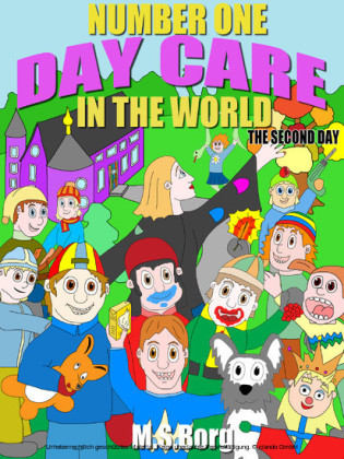 Number one day care in the world, the second day