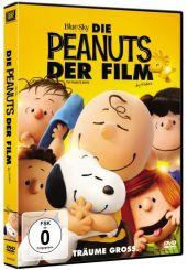 Die Peanuts - Der Film, 1 DVD