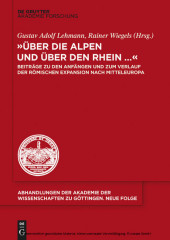 'Über die Alpen und über den Rhein...'
