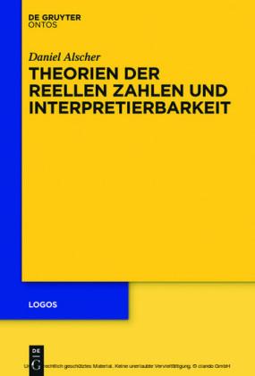 Theorien der reellen Zahlen und Interpretierbarkeit