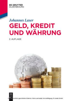 Geld, Kredit und Währung