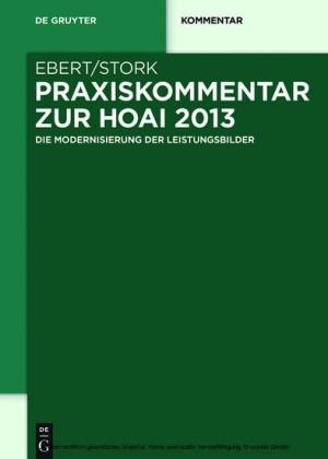 Praxiskommentar zur HOAI 2013