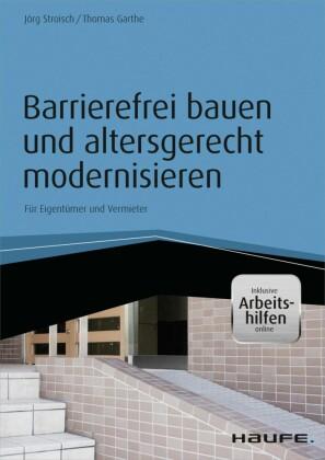 Barrierefrei bauen und altersgerecht modernisieren - inkl. Arbeitshilfen online