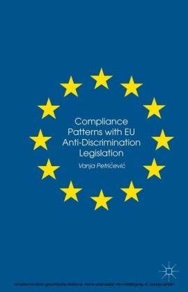 Compliance Patterns with EU Anti-Discrimination Legislation