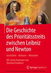 Die Geschichte des Prioritätsstreits zwischen Leibniz and Newton